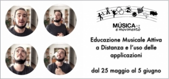 Educazione Musicale Attiva nella DAD e l'uso di applicazioni