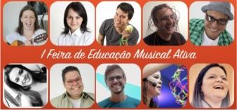 I Feira de Educação Musical Ativa