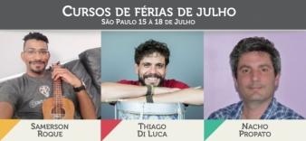 Cursos de Férias de Julho em São Paulo/SP