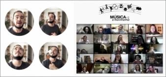 Jogos Musicais Online! Estética, Aplicativos, Dinâmicas no Mosaico