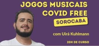 Jogos Musicais COVID FREE - SOROCABA/SP